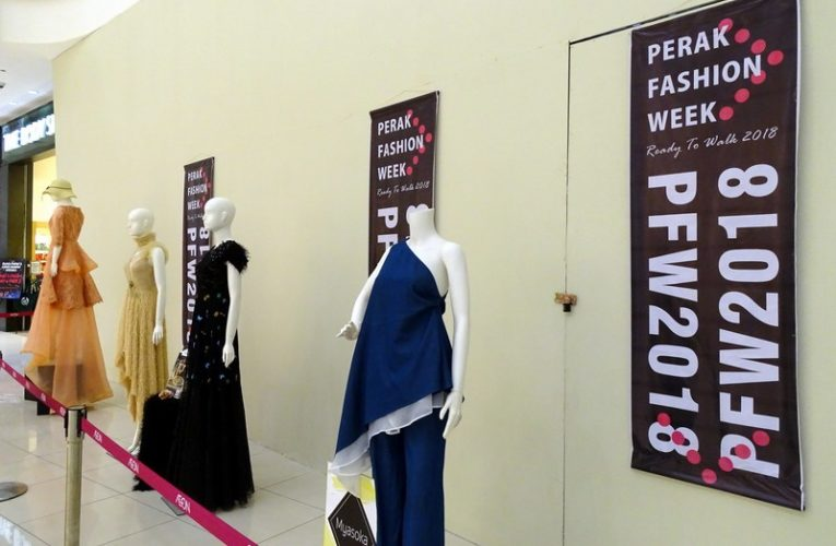 Perak Fashion Week 2018: Ready to Walk