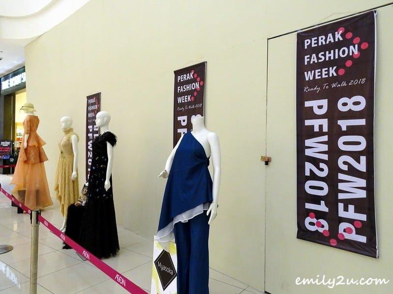 Perak Fashion Week 2018
