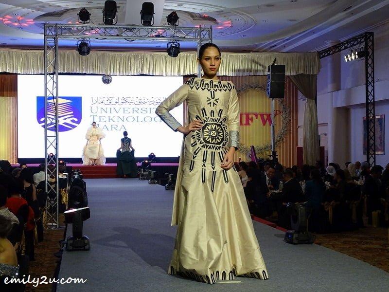 14. fashion design showcase by Universiti Teknologi MARA (UiTM)