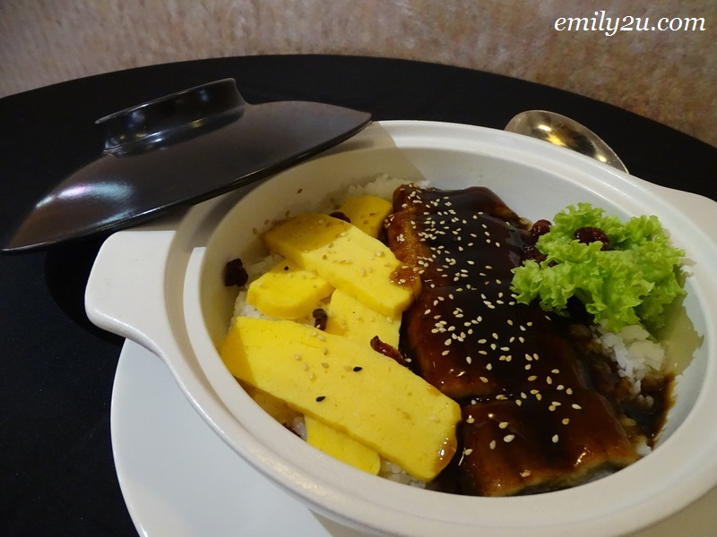 13. Unagi Rice Claypot