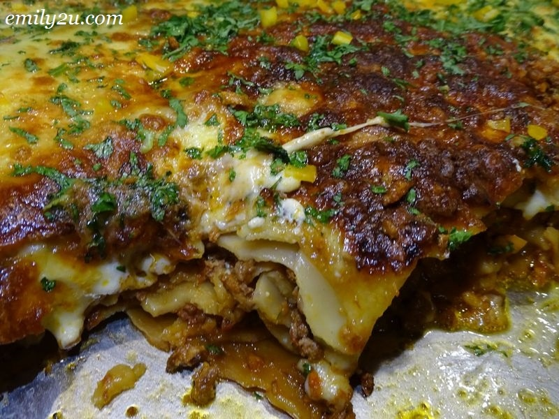15. Chicken Lasagna