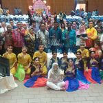 1,000 Ipoh City Council Staff Celebrate Deepavali