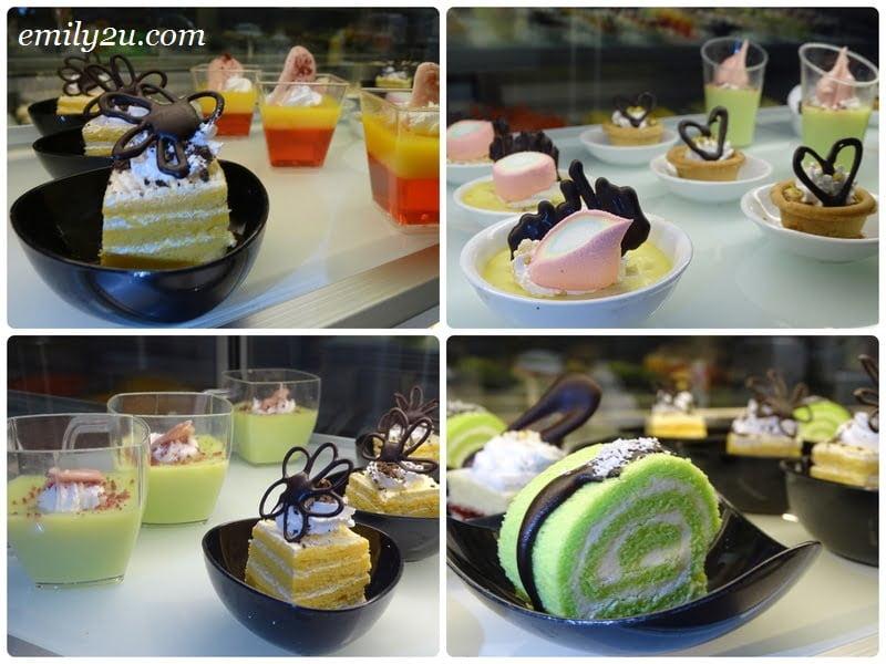 27. Assorted Desserts