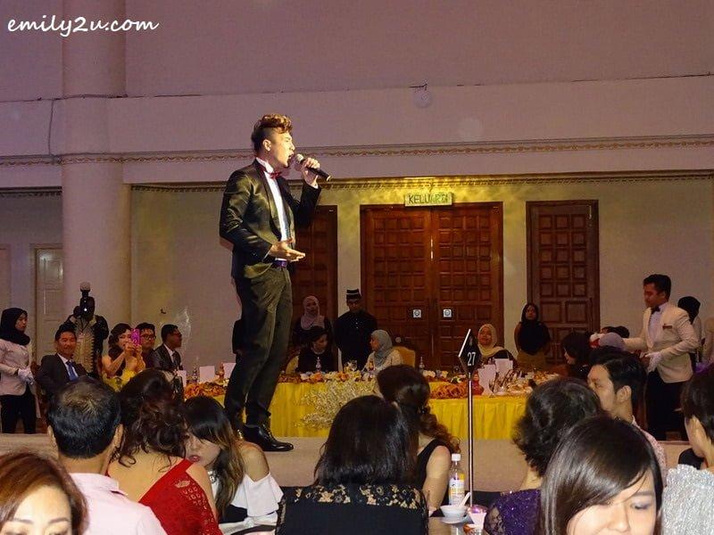 8. tenor Jack Yee from Sabah