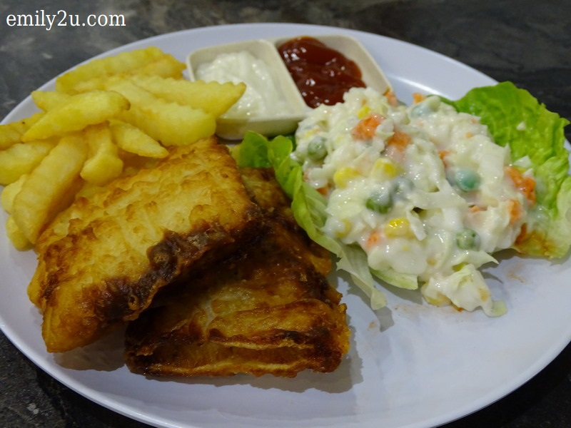 5. Fish & Chips