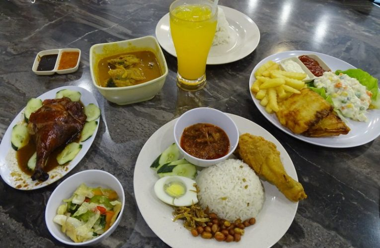 Pick Yi Up for Malay, Chinese & Western Cuisines