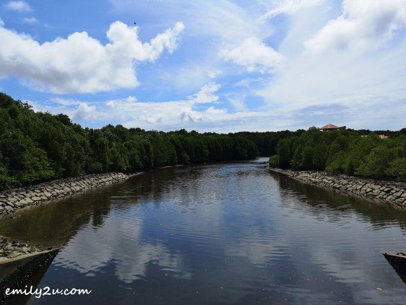 7. Sungai Kina Benuwa, Labuan