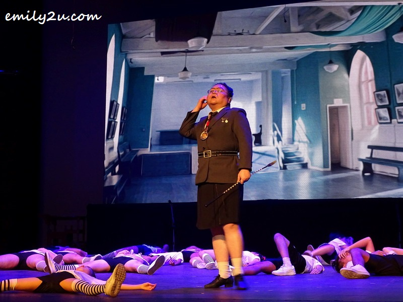 8. Headmistress Ms. Agatha Trunchbull
