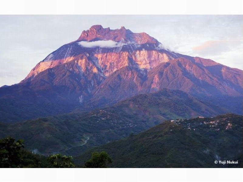 Mount Kinabalu (copyright: Yuji Nukui) @ Sabah Tourism