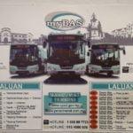 Latest MyBus Routes