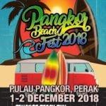 Pangkor Beach Fest poster