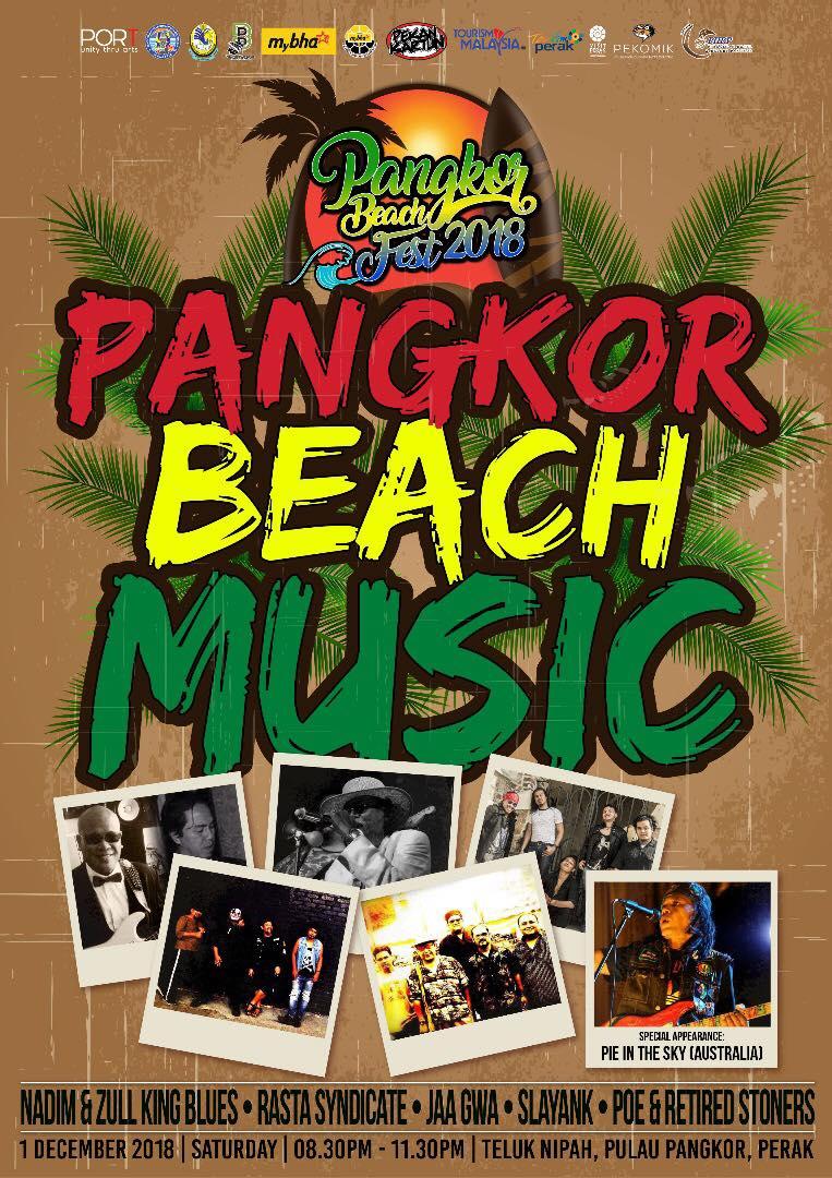Pangkor Beach Music