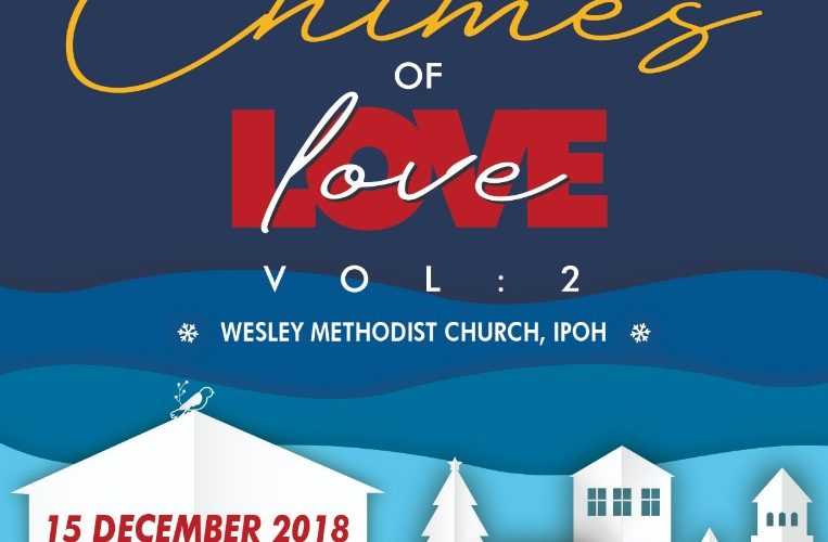 Announcement: The Chimes of Love Vol. 2, presented by PSPA Singers
