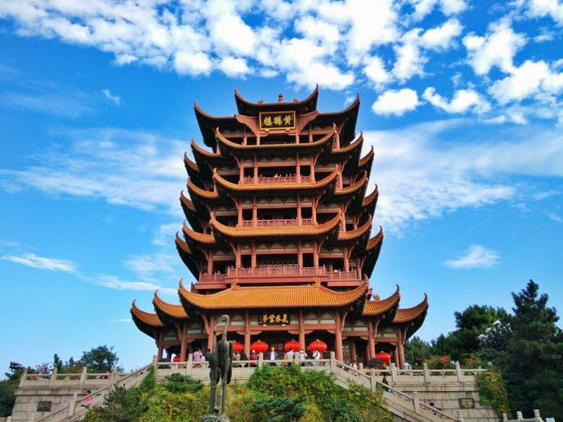 Yellow Crane Tower (Credit: chinaexploration.com)