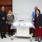 IIFW™ '18 Consign of Hospital Equipment Ceremony