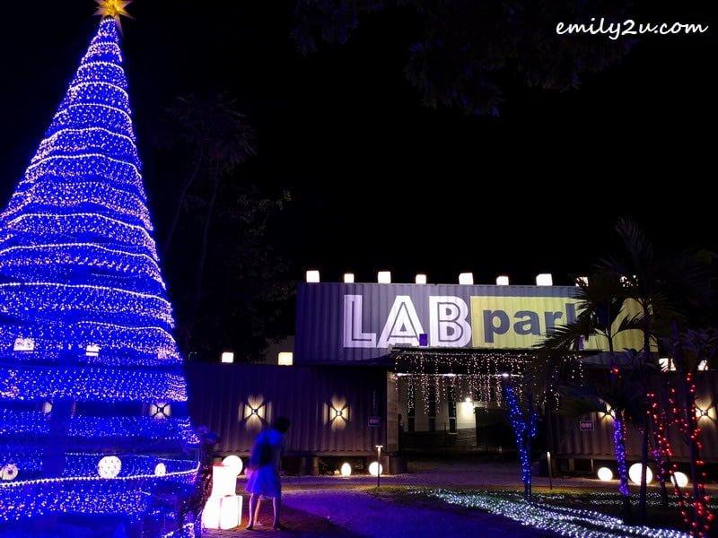 1. LABpark: The Grand Finale