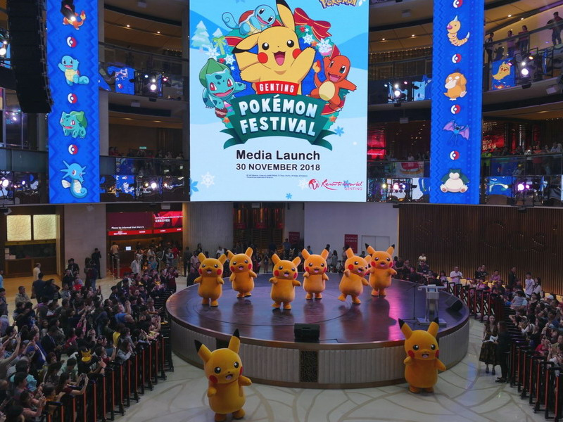 1. Pokémon Festival @ Resorts World Genting