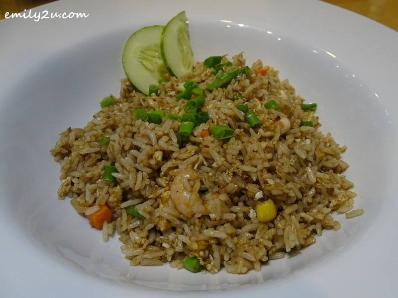 4. Chinese fried rice