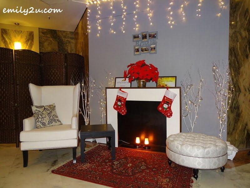 7. fireplace