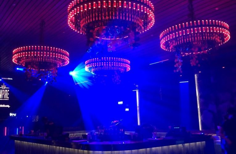 Party All Night Long @ Zouk Genting