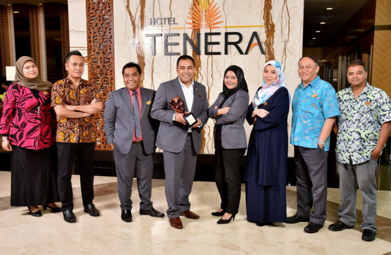 And the Most Outstanding 4-Star Hotel in Malaysia is…..