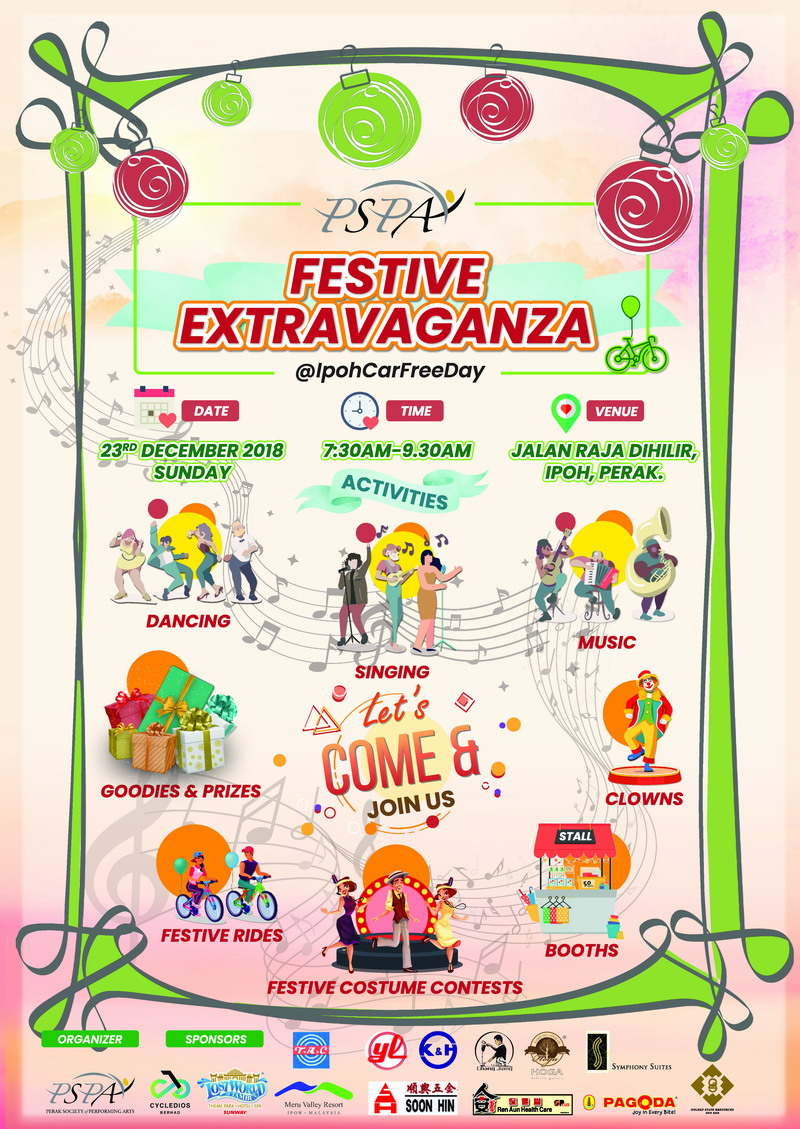 PSPA Festive Extravaganza