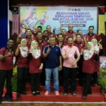 Ipoh City Council Dart Team Emerges Victorious