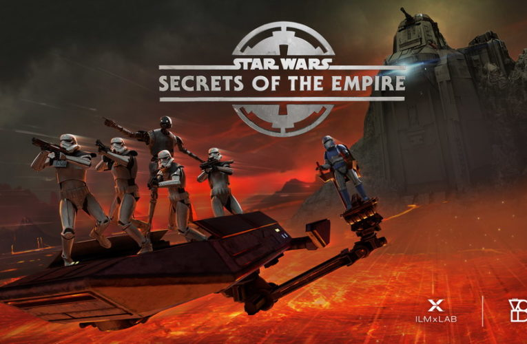 Go On A Hyper-Reality Experience @ The VOID Star Wars™: Secret of the Empire