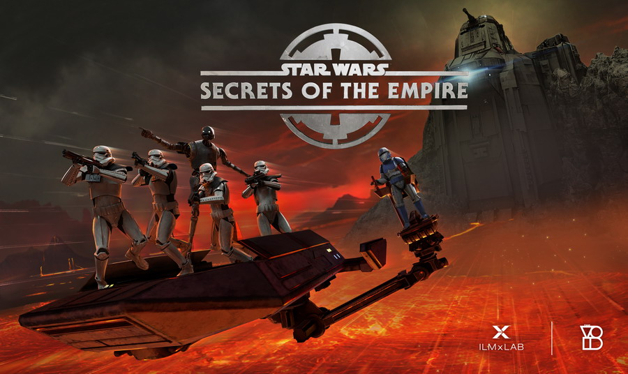 The VOID Star Wars™: Secret of the Empire