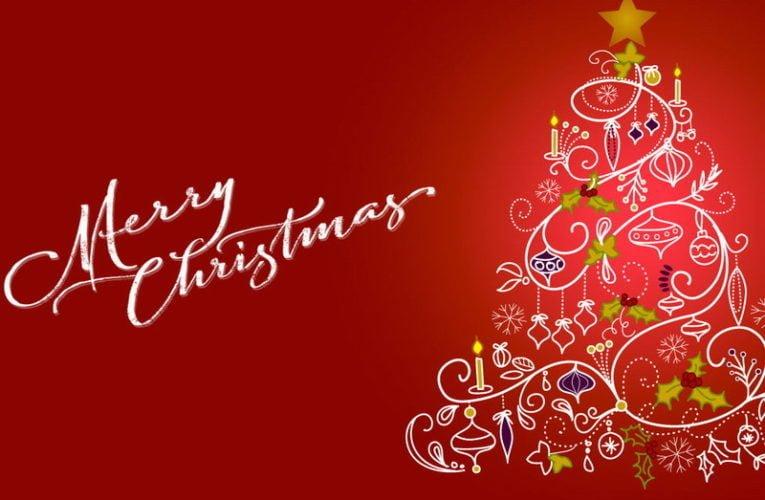 Merry Christmas & Happy New Year 2019!