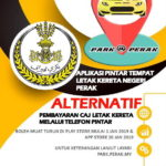 Park@Perak: Pay For Parking in Perak Using Mobile App