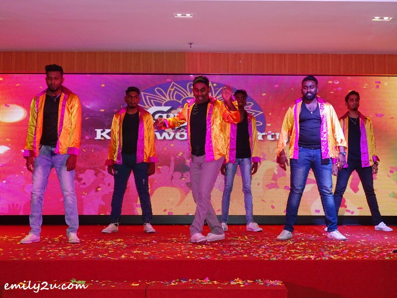 1. Silver Stepperz kick off the Kollywood party