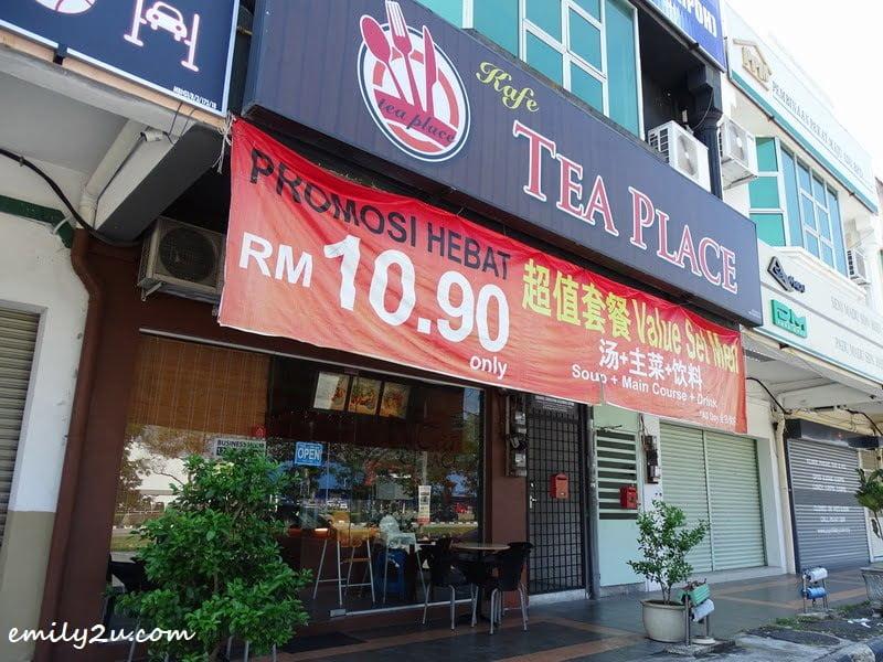 1. Tea Place