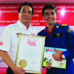 2013 - First Solo Flight Around The World by Captain James Anthony Tan