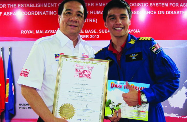 Arduous Journey of Malaysia Book of Records