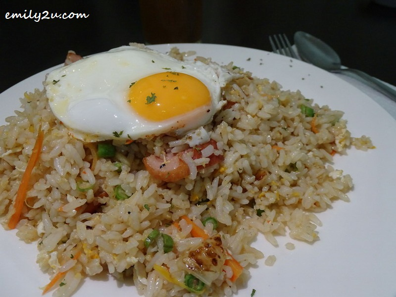 3. Smoked Duck Fried Rice