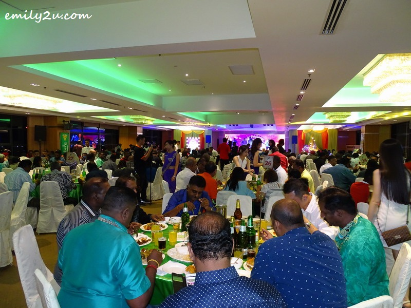 3. Hotel Excelsior ballroom