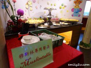 3 Muslim food corner