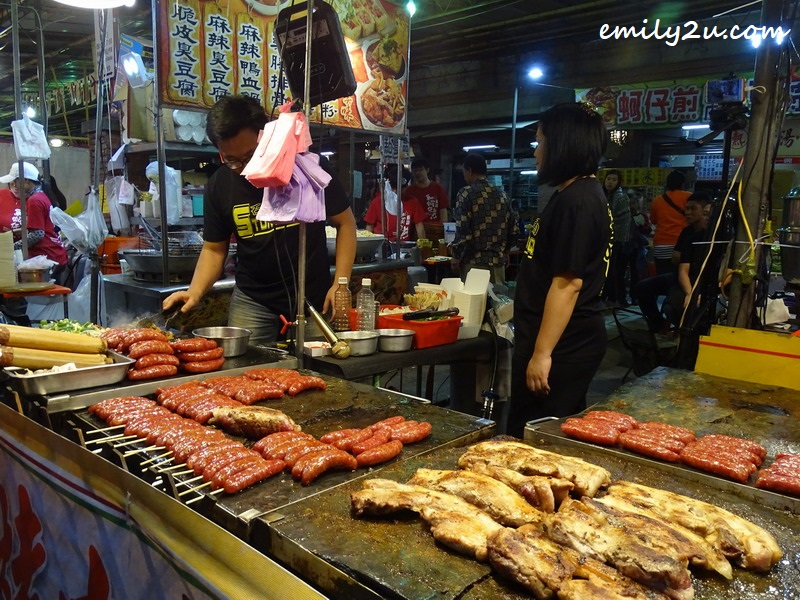 4. grilled meat