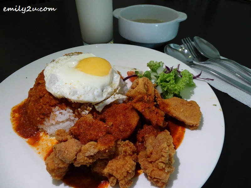 6. Mongolian Curry Fried Chicken