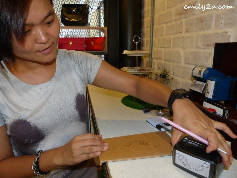 Lee Li Ching of AM Zakka Store