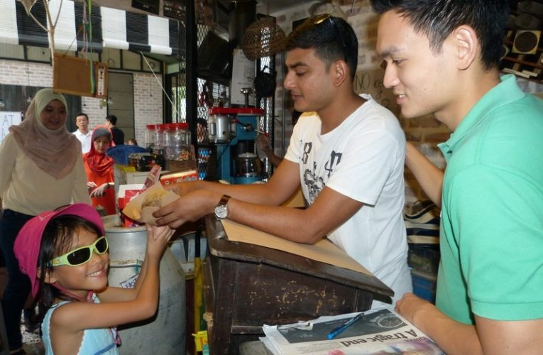 Breathing Life Into Ipoh Old Town