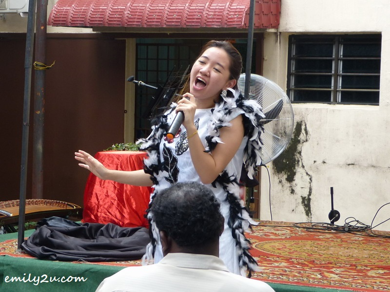 4. multi-talented Jorinn Chee
