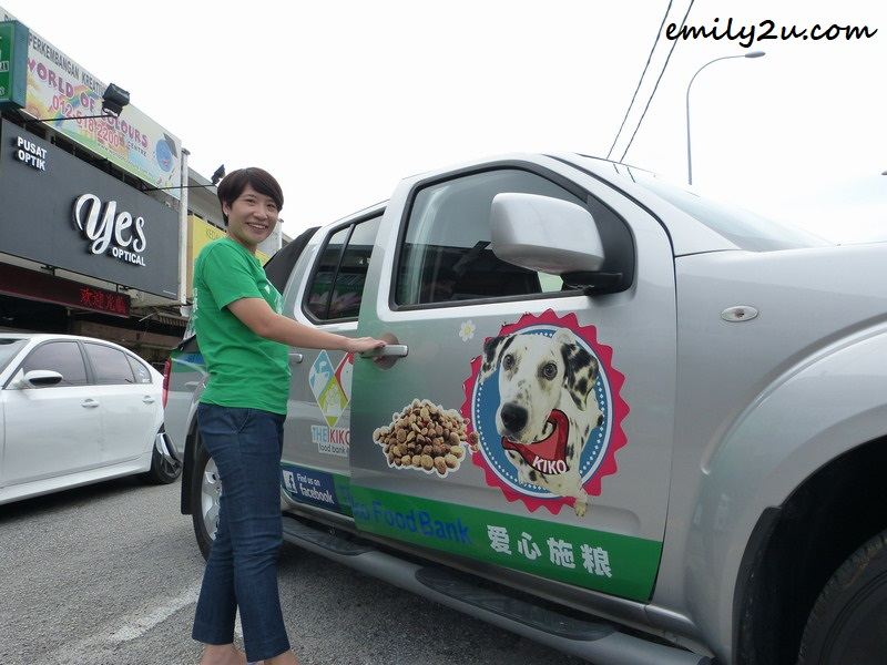 Alicia Tan of The Kiko Food Bank