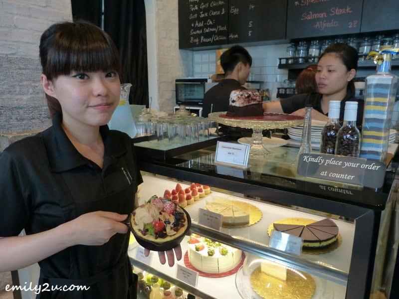 Nicole Gan Sea Ping of Pâtisserie BoutiQue