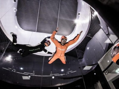 AirRider Indoor Skydiving