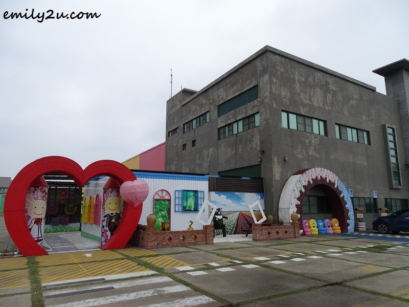 Ribbon King Museum in Taiwan