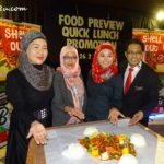 Quick Lunch Promo @ Tower Regency Hotel: Shell Out & Bamboo Briyani