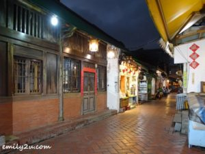 10 Lukang historic district