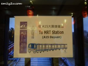 12 to MRT station